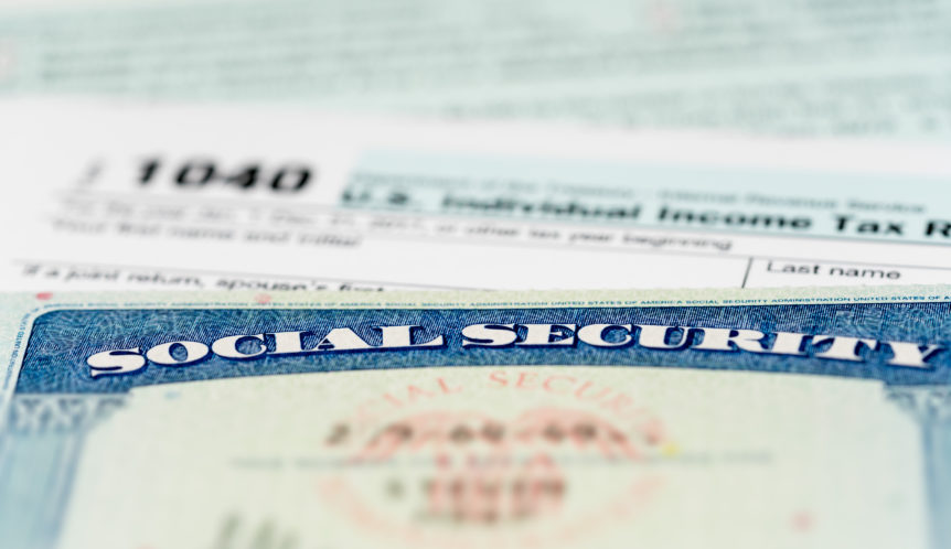 is social security income taxable